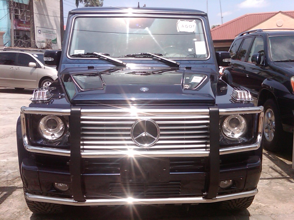 A Sharp Toks 2008 Mercedes Benz G55 (G WAGON) For Sale Price