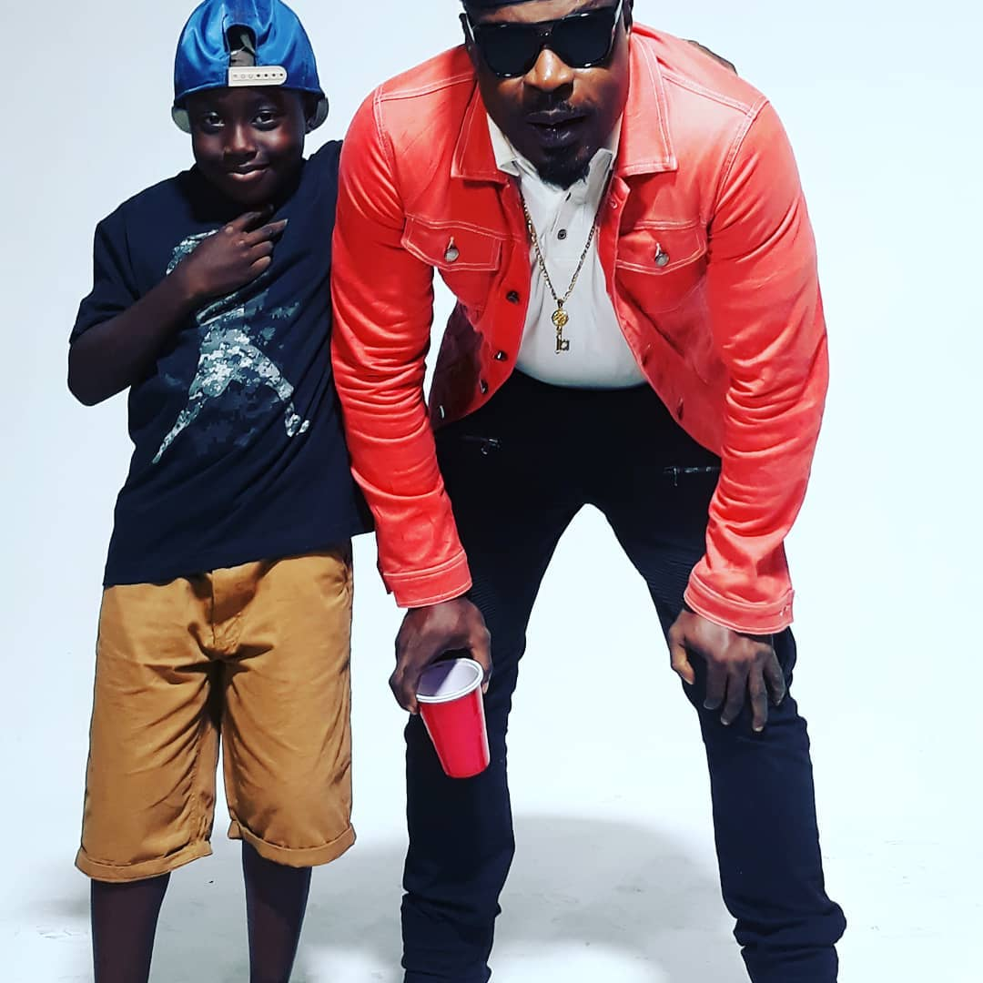 Eedris Abdulkareem And His Son In New Adorable Photos