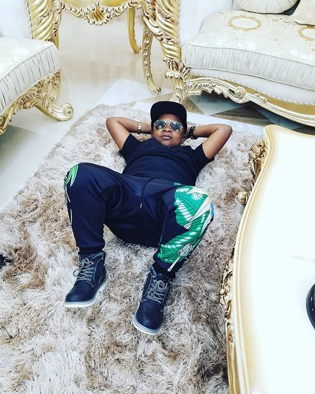 Chinedu Ikedieze, MFR is a Nigerian actor.