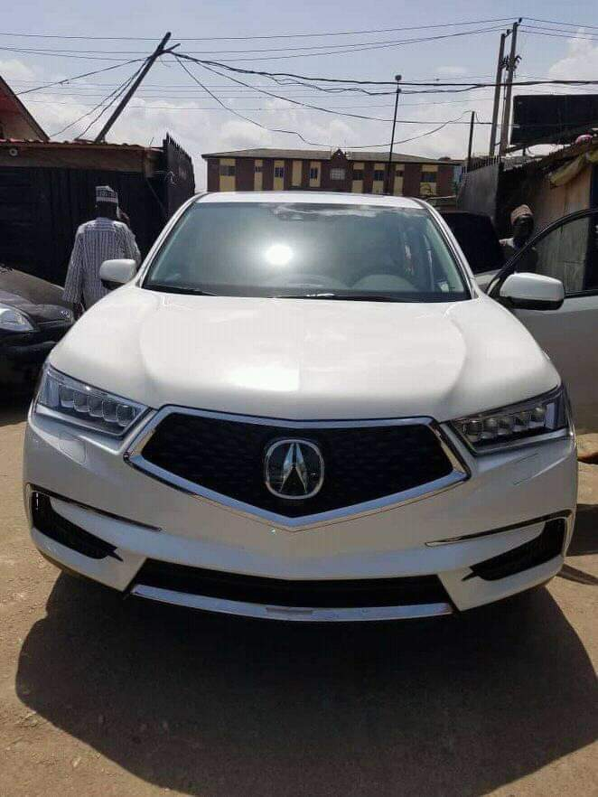 Foreign Used Acura Mdx 2017 The Price Is Good To Go Have A Smooth Drive With Friends And Loved Ones This Season Offer 13 5m Money For Hand Back