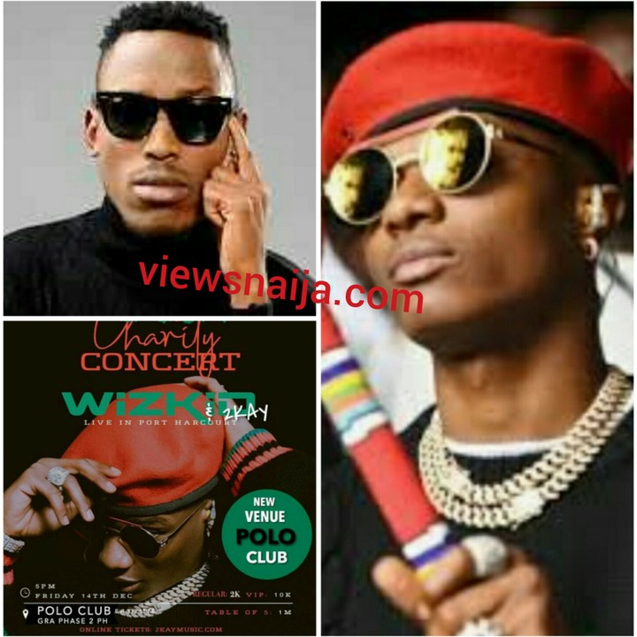 Starboy CEO Wizkid and Grafton record's Mr 2Kay