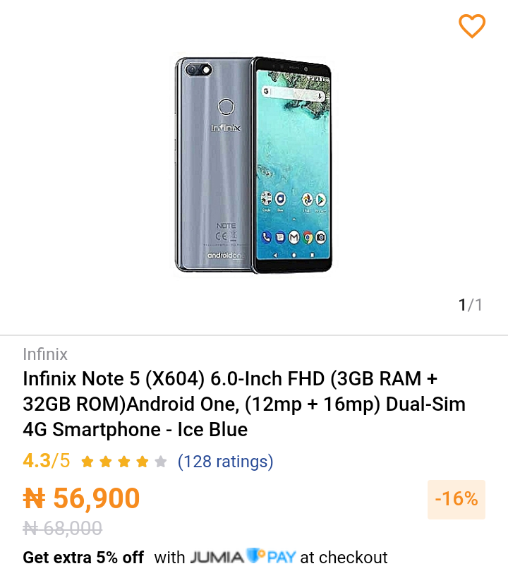 Infinix Note 5 Official Discussion Thread - Phones (14