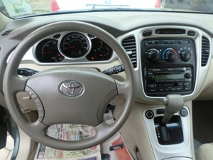 Cute Toyota Highlander Hybrid 2007 Model@N2.850m   Autos   Nairaland