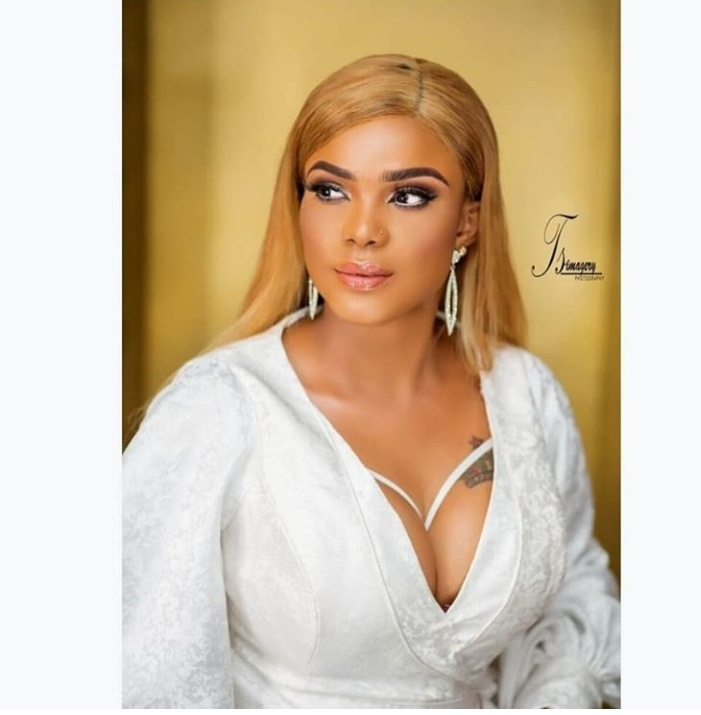 Iyabo Ojo Celebrates Her 41st Birthday With Cleavage Baring Sultry Photos