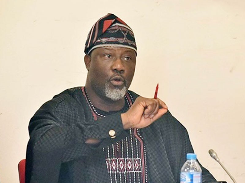 Image result for Dino Melaye's P.A Decamps To APC In Dramatic Fashion