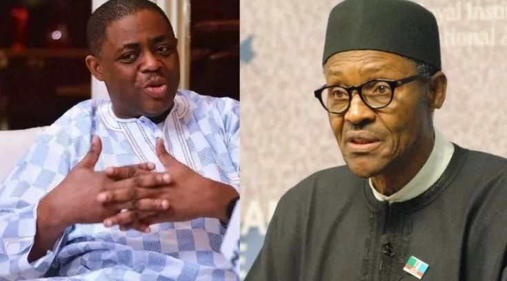 Buhari Vowed To Deal With Lawmakers That Booed Him says Femi Fani-kayode