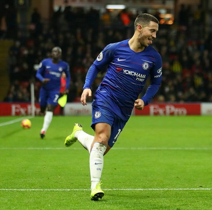 8388017_img20181226234701899_jpeg4852eb418c8d0bf07ddd5eef9af4e769 Eden Hazard Scores His 100th Goal For Chelsea FC (Photos)