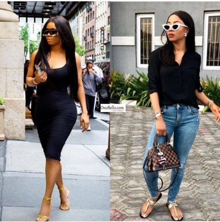 Toke Makinwa: Fixing My Body, The Best Decision I Took This Year