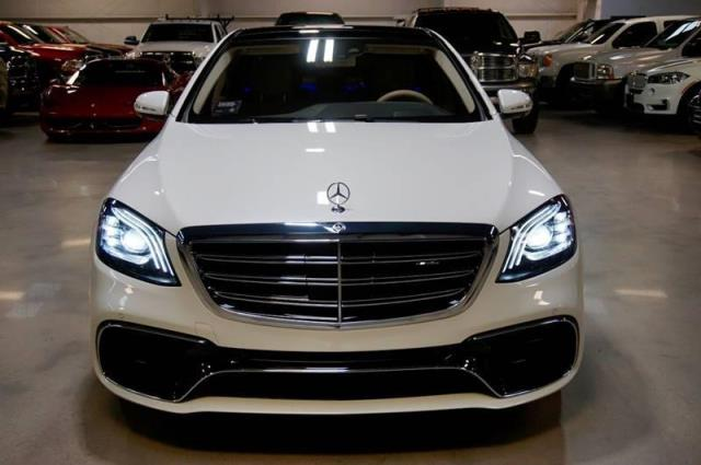 Our Latest New Year Package The Mercedes Benz S Class 2019 Model