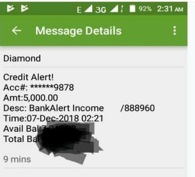 Earn NGN20,000+ In A Month With Bankalert Income Program  real