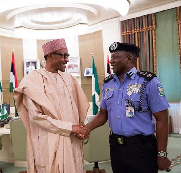 2019: Outcome Of IGP Idris's Meeting With Buhari Emerges