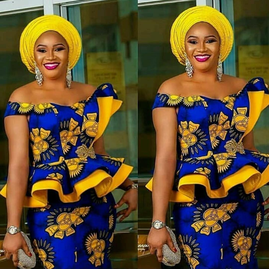 Glamorous #ankara Styles For You This 2019 || #african ...