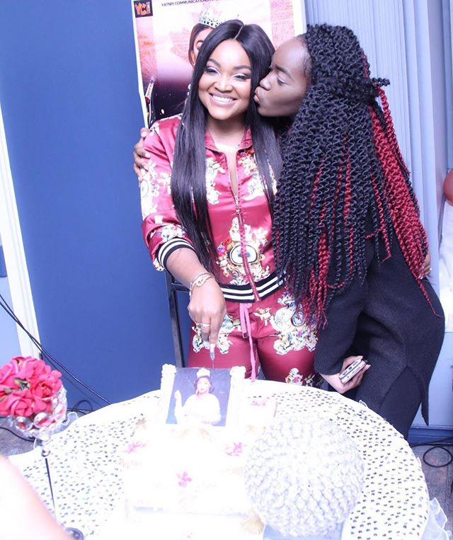 Mercy Aigbe 41st Birthday Party In Winnipeg Manitoba, Canada