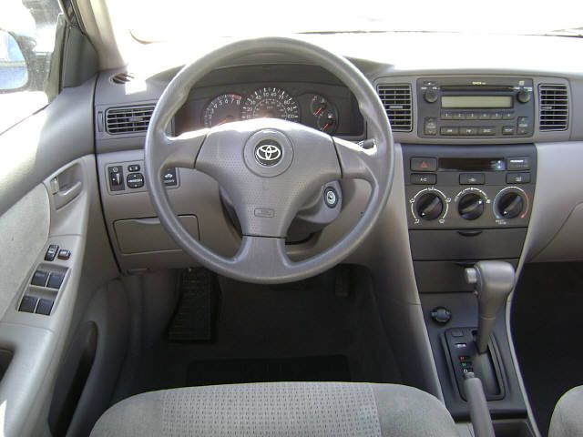 2007 toyota corolla le 2 4m autos nigeria. Black Bedroom Furniture Sets. Home Design Ideas