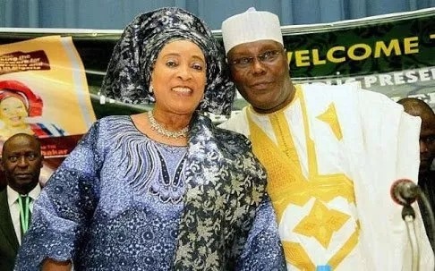 8457873_img20190108wa0034_jpegc2d39540e34d430c5d16dd88b75d4746 Atiku's Wife, Titi Speaks Igbo Language As She Campaigns For Husband. See Reactions