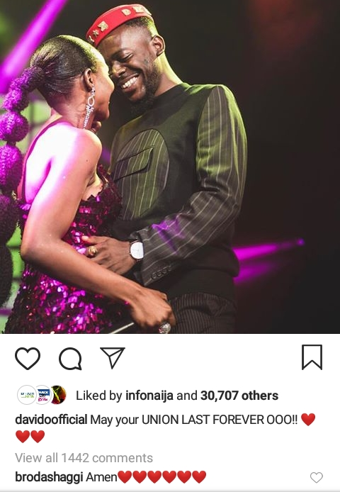Image result for See What Davido Said About Simi And Adekunle Gold's Secret Marriage