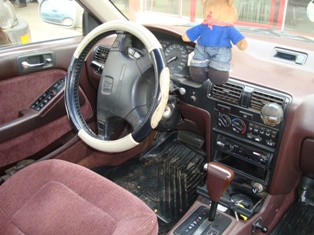 HONDA ACCORD 1993 Model For Sale At N550k Give Away Price - Adverts - Nigeria