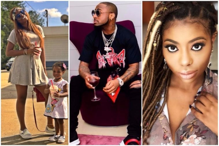 "Image result for ""I Don't Need You And You Hate That"" – Davido's Baby Mama Throws Shade"