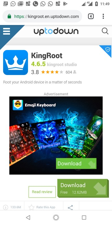 Kingroot Apk Free Download For Android 51 Kingroot apk for