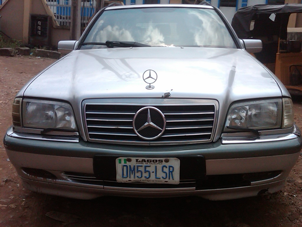 a sharp naija used mercedes benz c180 wagon for sale autos nigeria. Black Bedroom Furniture Sets. Home Design Ideas