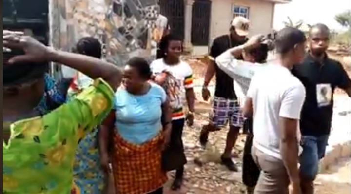 Image result for 35 Year Old Man Shoots Wife, Two Sons To Death In Edo