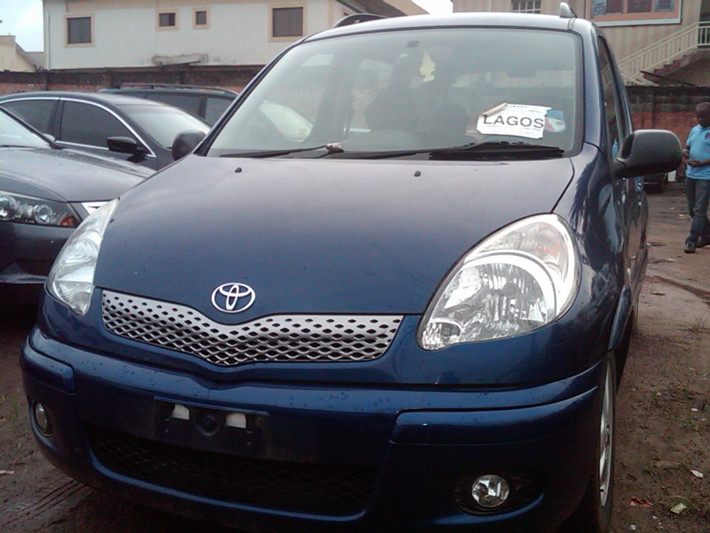 A Sharp Toks 2003 Toyota Yaris For Sale Price 1 500 000
