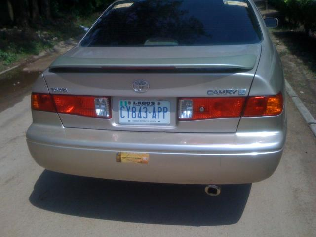 used 2000 toyota camry 2 2 for sale autos nigeria. Black Bedroom Furniture Sets. Home Design Ideas