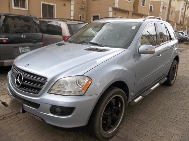 Sold 2006 Mercedes Benz Ml350 Great Great