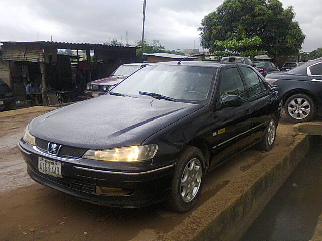 bonanza registered 2005 peugeot 406 prestige for sale 08023295044 08064452948 autos nigeria. Black Bedroom Furniture Sets. Home Design Ideas
