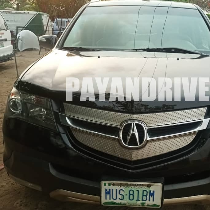 Super Clean 2009 Nigeria Acura MDX For 2.850M Naira