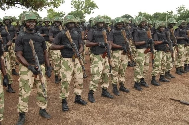 The Nigerian Military, Ranks, And Their Salaries - Career