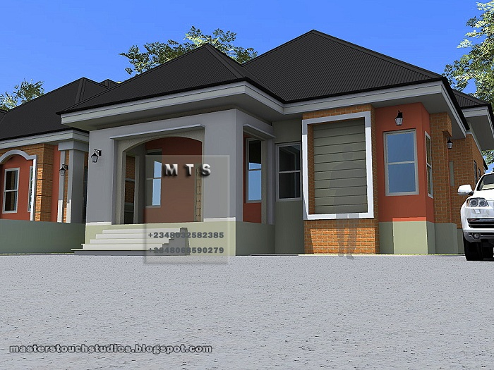 House Plans And Design Architectural Design For 3 Bedroom