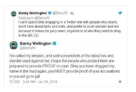 Image result for You know nothing about politics – Nigerians blast Banky W