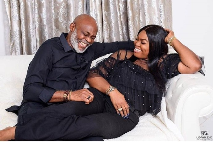RMD shares lovely photo of him and his wife – Daily Advent Nigeria