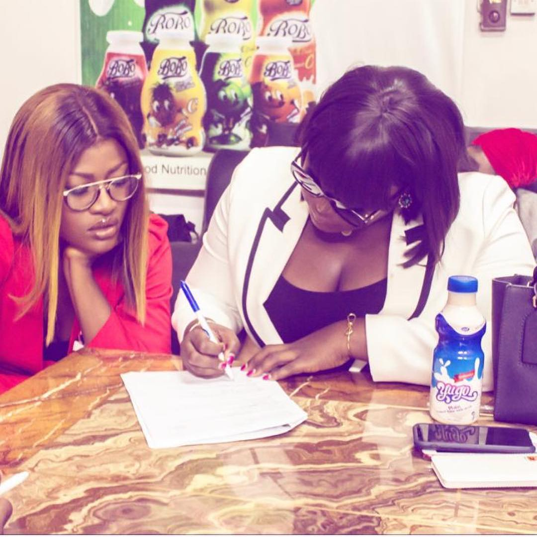 Bbnaija Alex Bags An Endorsement Deal With Bobo Food & Beverage