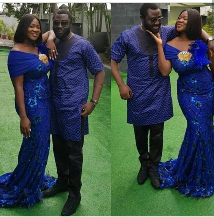 Mercy Johnson And Husband In Loved-up Photo