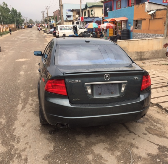 Awoof Extra Clean Toks 2005 Acura TL Car Fully Loaded