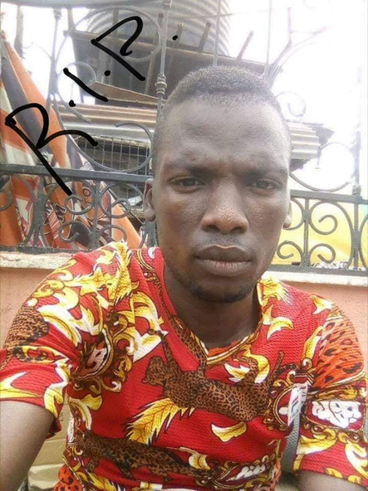 Secondary School Graduate Burnt To Death After Fire Outbreak (Warning! Graphic Pix)