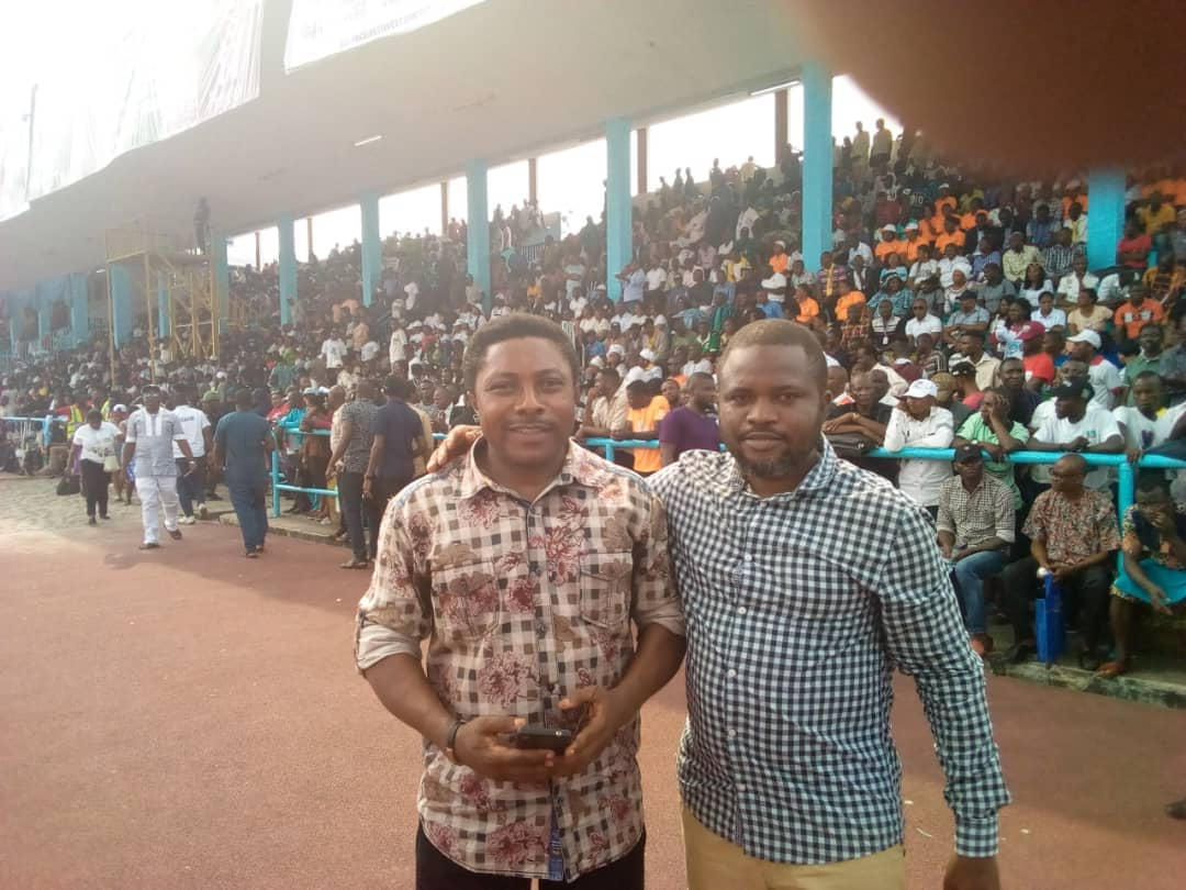 Pictures From Apc Presidential Campaign In Cross River State
