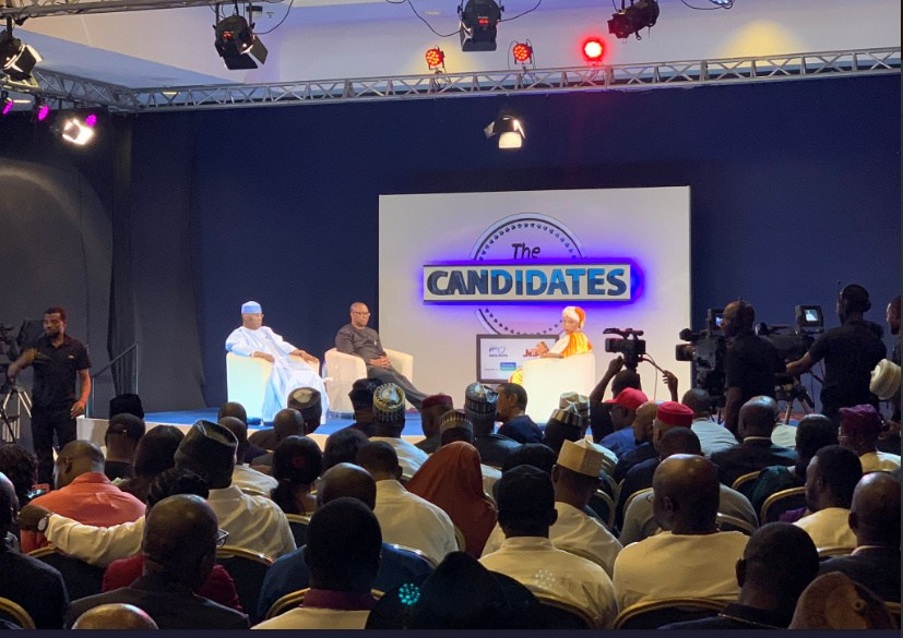 Top 10 Hilarious and Powerful Responses by Atiku and Peter obi at #NGCandidate Interview
