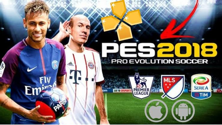 Latest PES 2018 PPSSPP Iso Download For Android - Phones