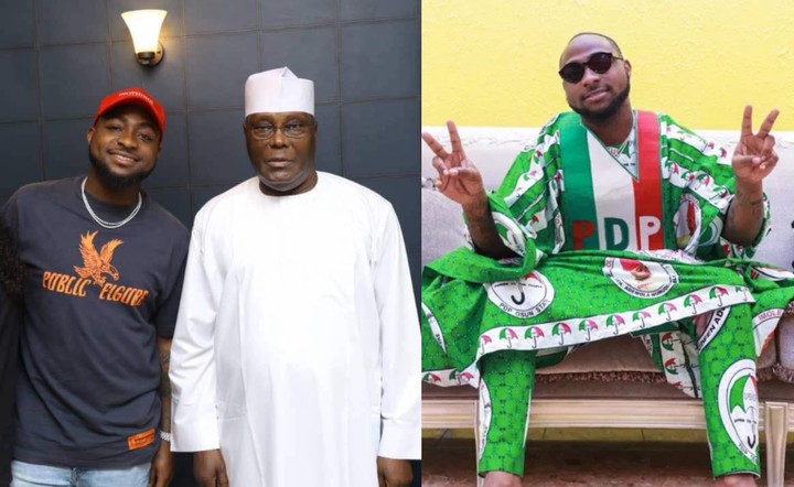 Atiku: Davido Is The King Of Nigerian Music