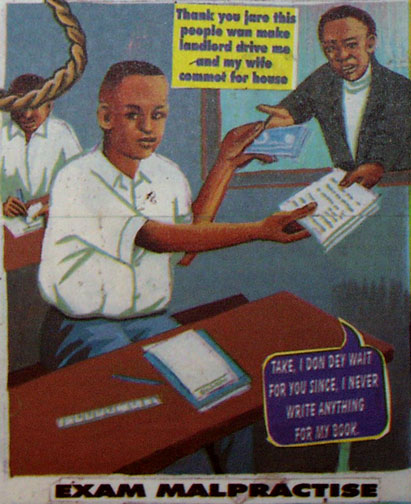 literature review on computer education in nigeria