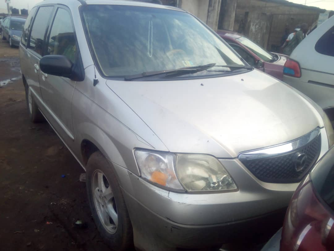 Call 08059709977 For A Superclean Mazda Mpv Engine Gear Ac