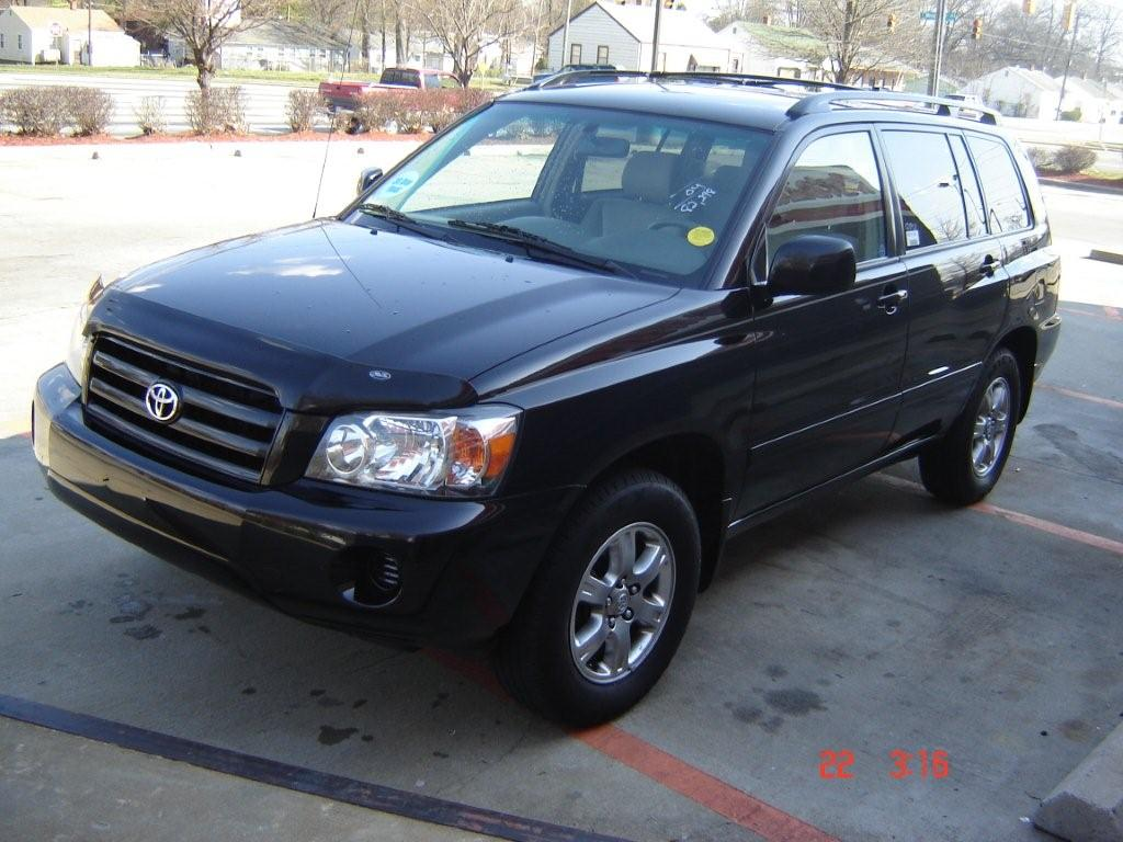 toyota highlander 2005 for sale autos nigeria. Black Bedroom Furniture Sets. Home Design Ideas