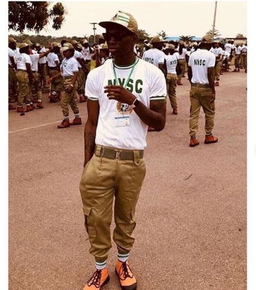 Corper butchered by robbers in Nasarawa (Photos)