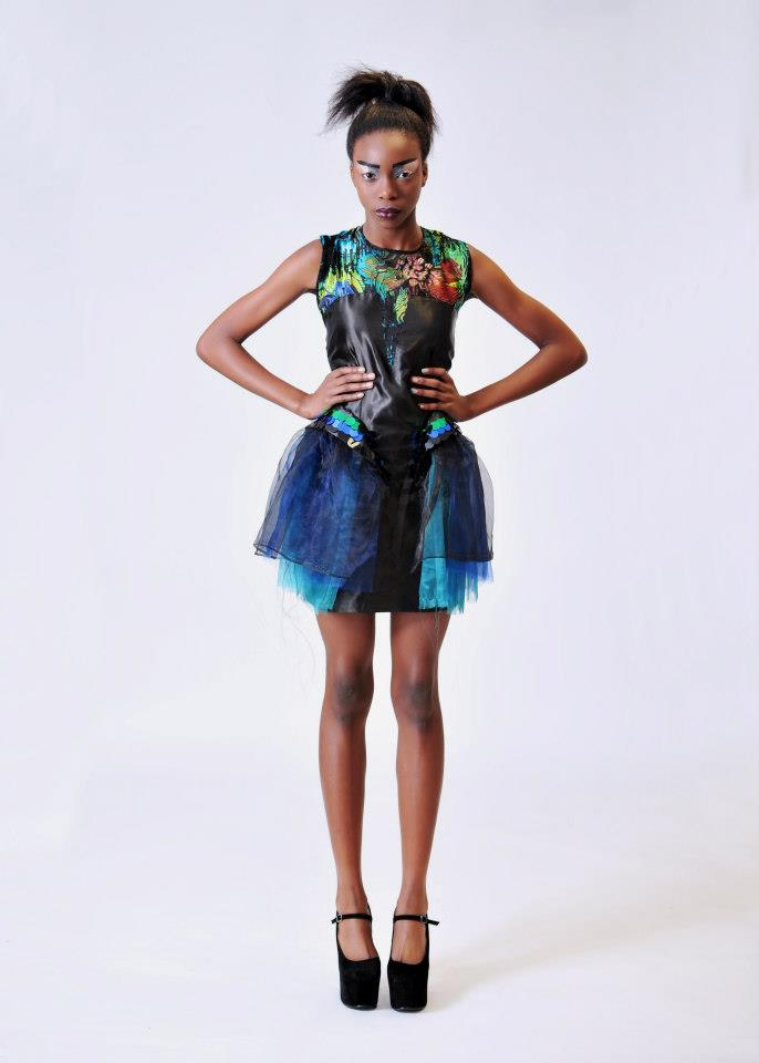 14 Year Old Nigerian Fashion Designer Debuts In London