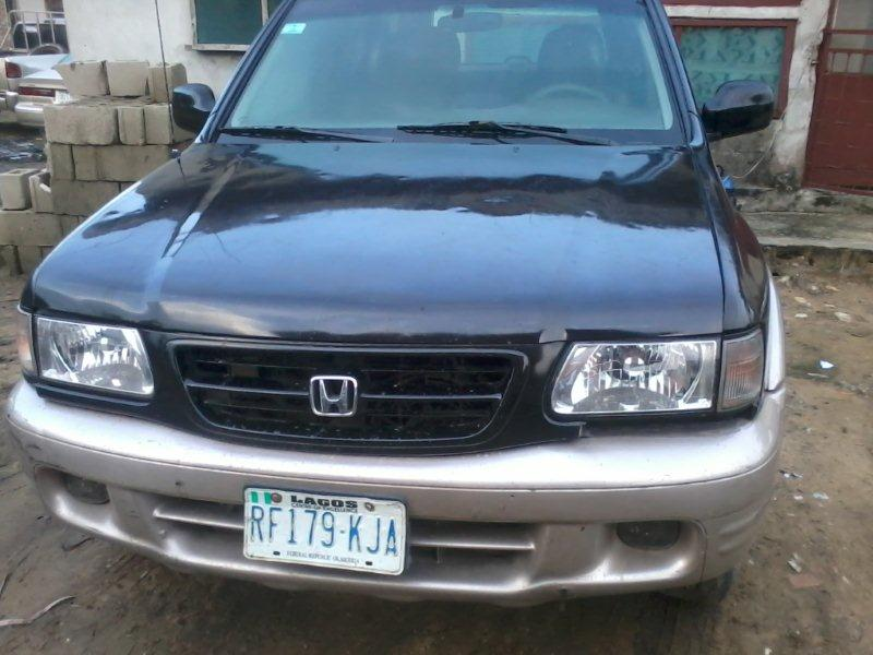 sold sold 2001 honda passport jeep only 500k autos nigeria. Black Bedroom Furniture Sets. Home Design Ideas