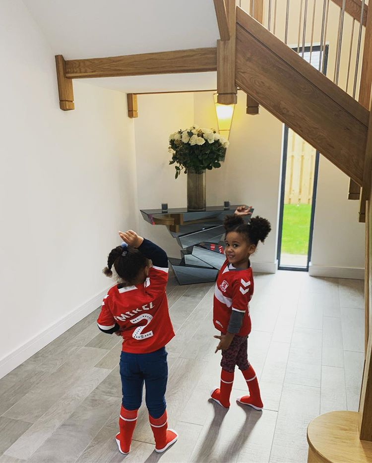 Image result for PHOTOS: Mikel Obi's Twin Daughters Are All Grown Up In These New Photos