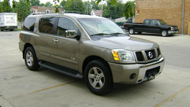 2006 nissan armada se with dvd for sale autos nigeria. Black Bedroom Furniture Sets. Home Design Ideas